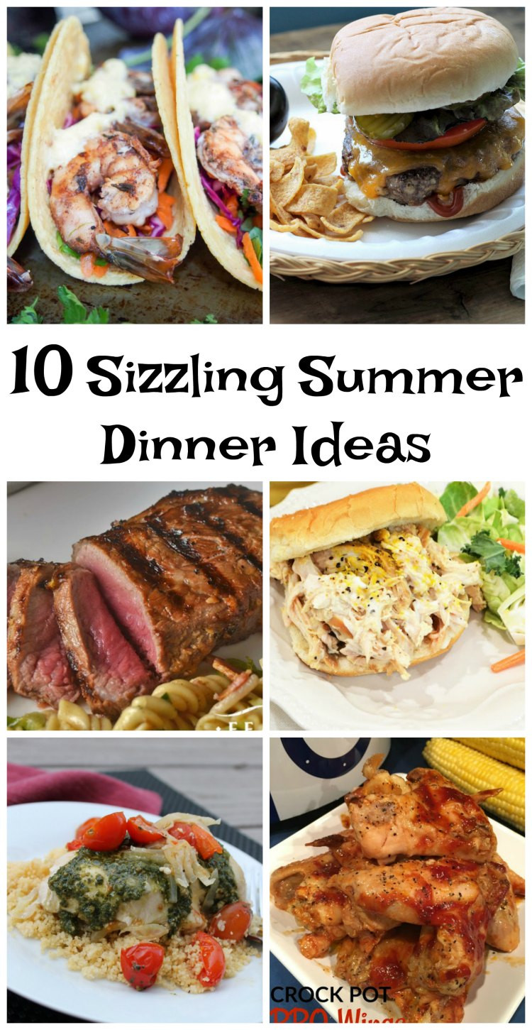 Summer Dinners For Two  Cooking With Carlee 10 Dinner Ideas Perfect for Summer