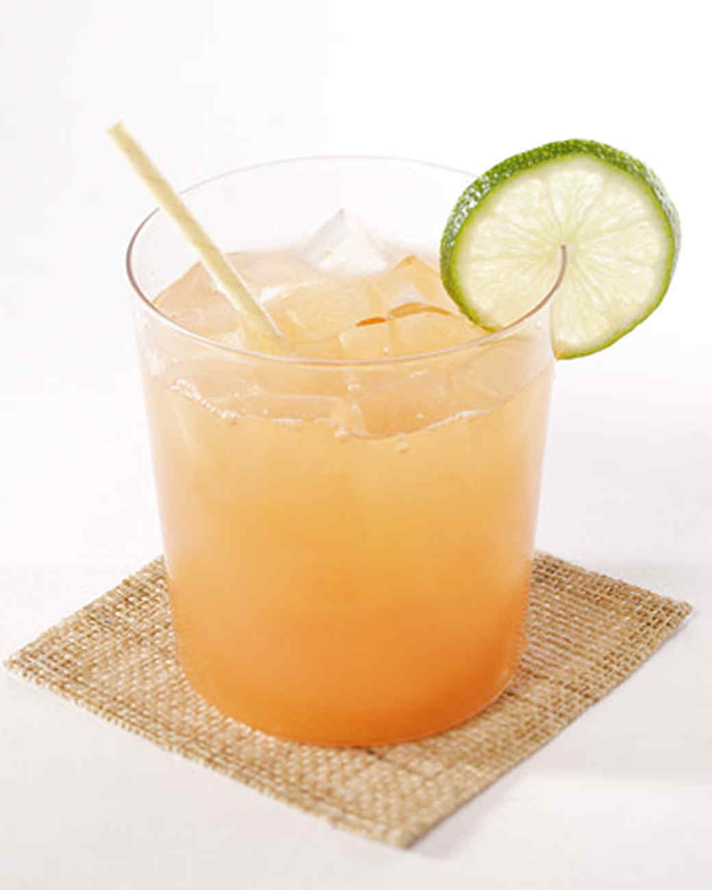 Summer Drinks With Rum  Rum Punch Recipe & Video