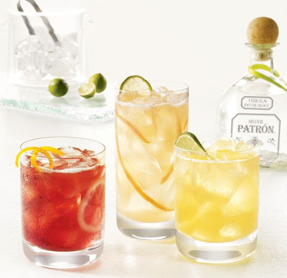 Summer Drinks With Tequila  Patrón Pineapple 1 oz Patrón Silver 1 4 oz Patrón