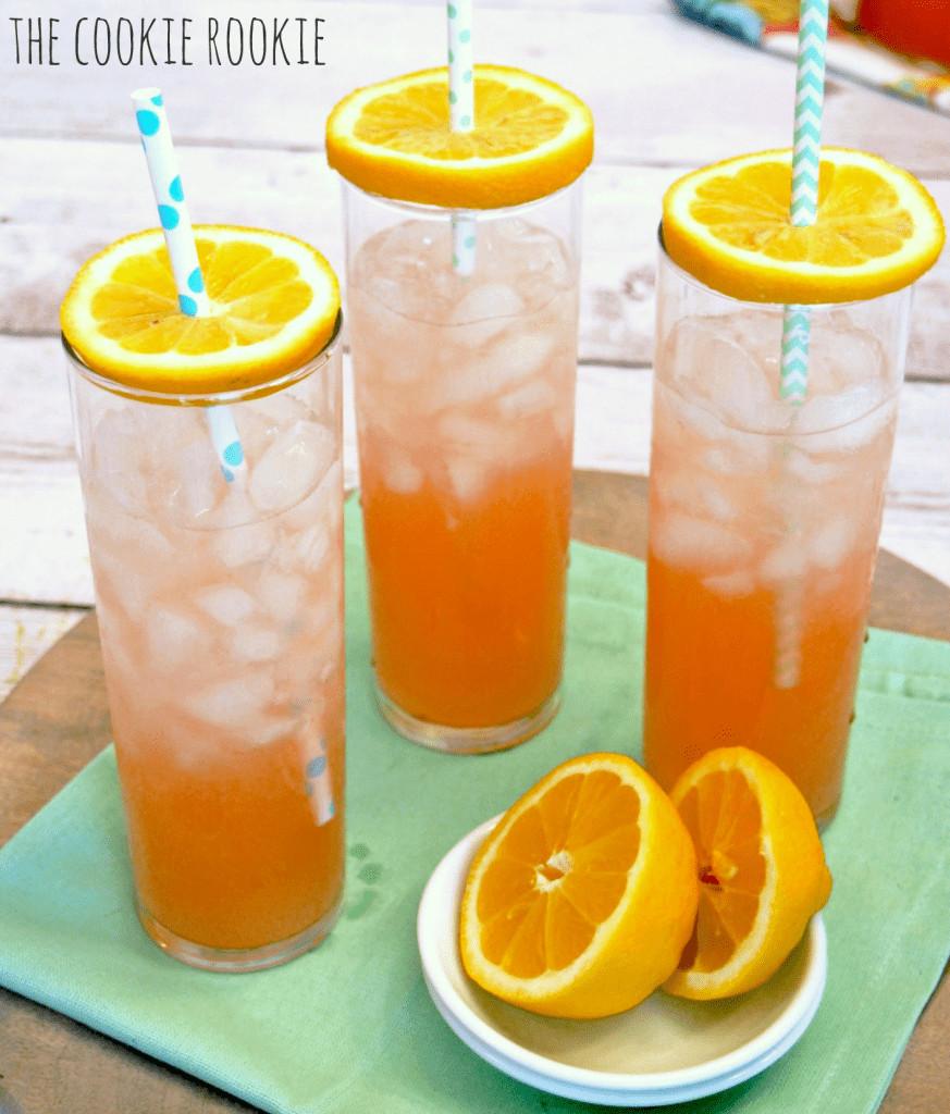Summer Drinks With Vodka  Pink Summer Shandy Vodka DrinkWire