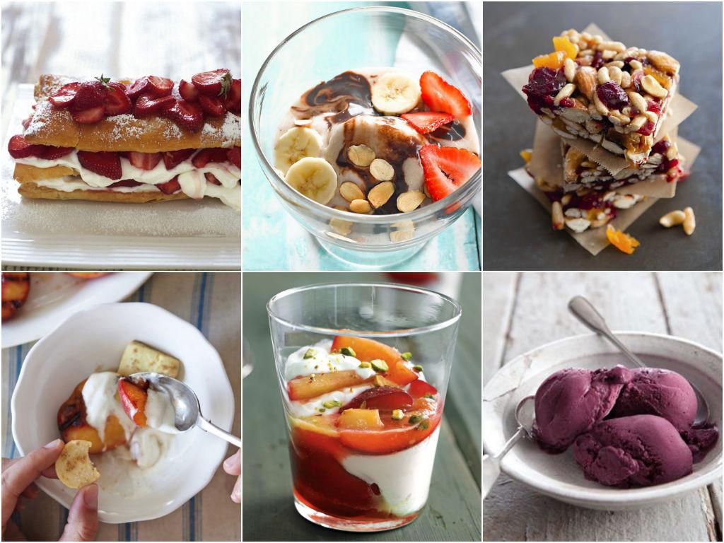 Summer Easy Desserts  Recipe Roundup Easy Summer Desserts