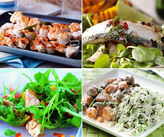 Summer Fish Recipes  Fish recipes light summery fish dishes
