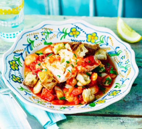Summer Fish Recipes  Summer fish stew recipe