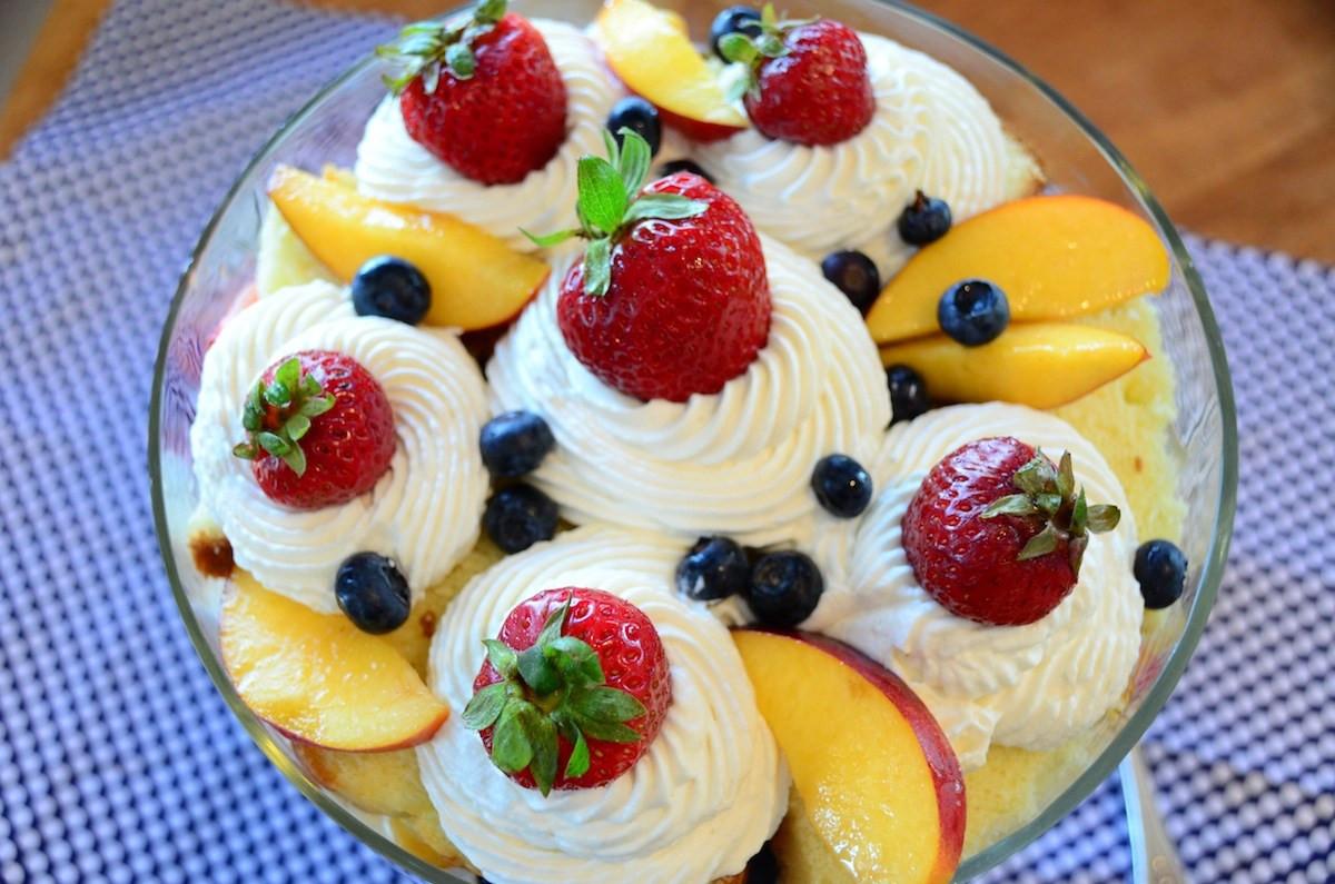 Summer Fruit Desserts Recipes  3 Best Summer Delicious Fruit Desserts
