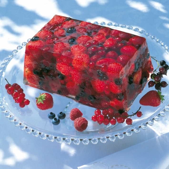Summer Fruit Desserts Recipes  A Terrine of Summer Fruits Recipes