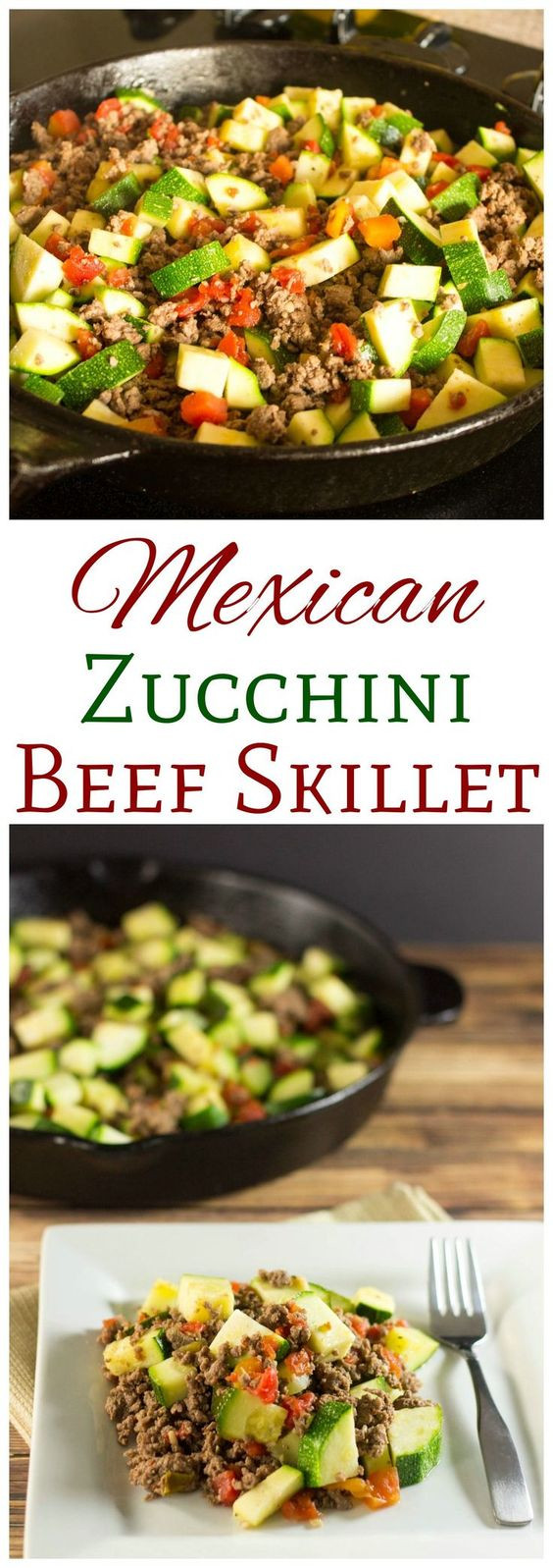 Summer Ground Beef Recipes  Skillets Summer and Ground beef recipes on Pinterest