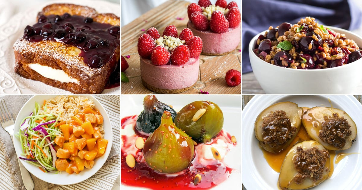 Summer Instant Pot Recipes  20 Instant Pot Recipes With Fruit & Berries