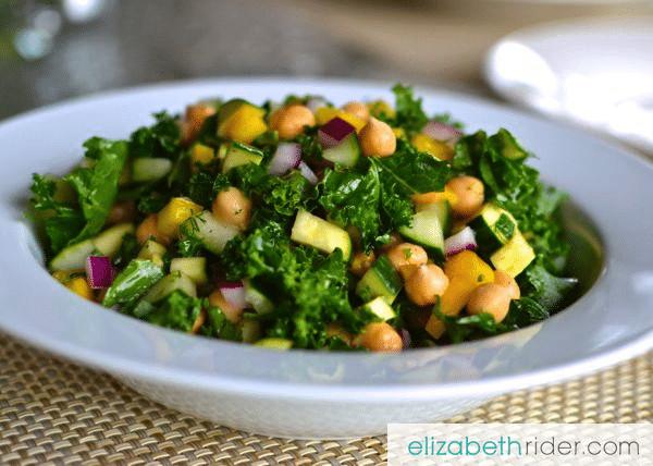 Summer Kale Salad Recipes  The Best Summer Kale Salad Recipe