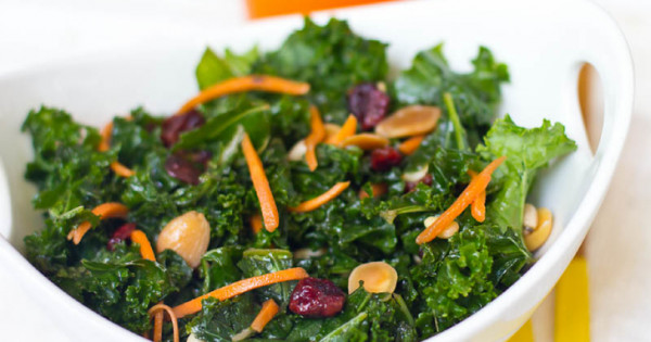 Summer Kale Salad Recipes  The Body Department