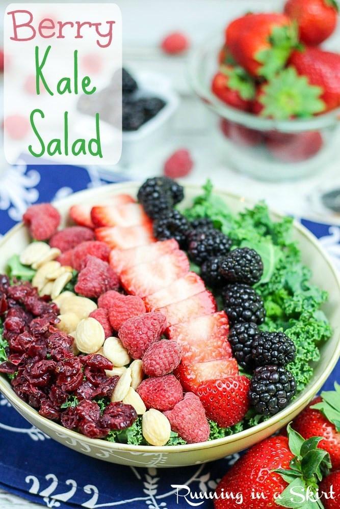 Summer Kale Salad Recipes  Summer Kale Salad recipe