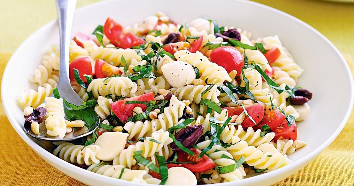 Summer Macaroni Salad  Summer pasta salad