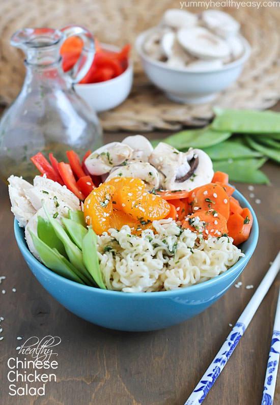 Summer Main Dishes  20 Delicious Main Dish Salad Recipes for Summer