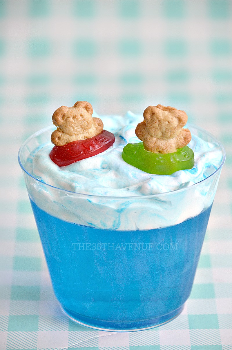 Summer Party Desserts  Summer Dessert Pool Party Ideas The 36th AVENUE