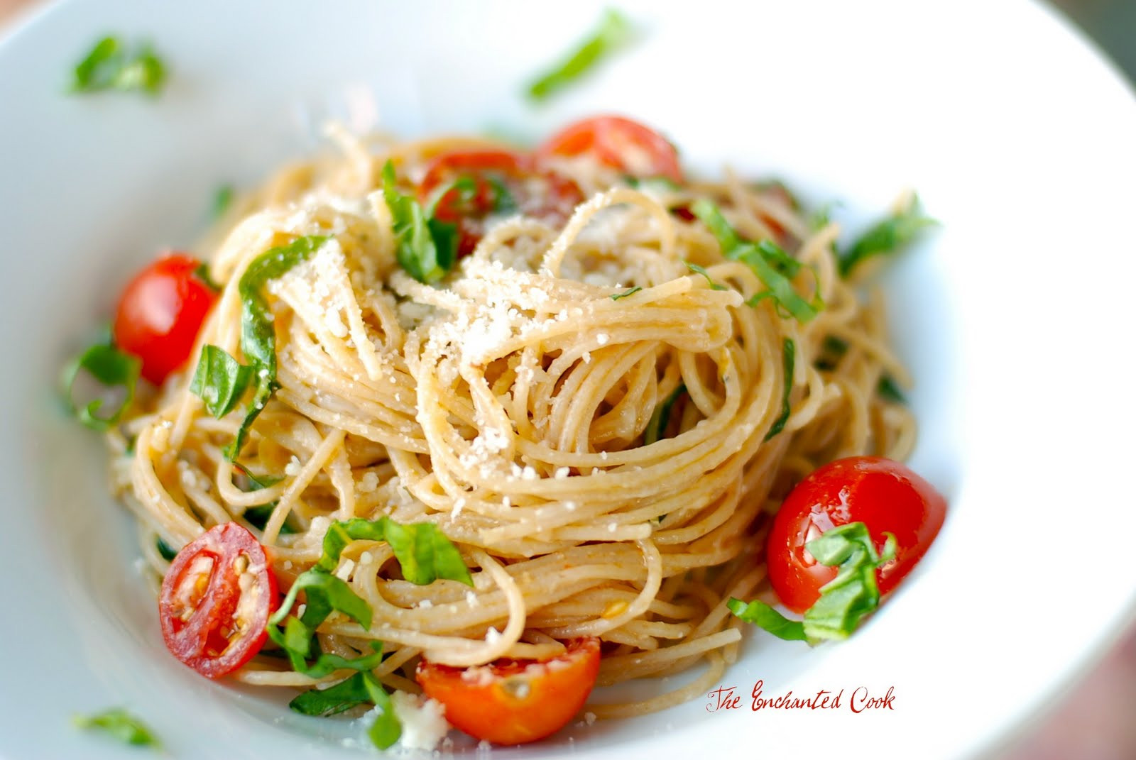 Summer Pasta Dinners Best 20 the Enchanted Cook Ina S Summer Garden Pasta