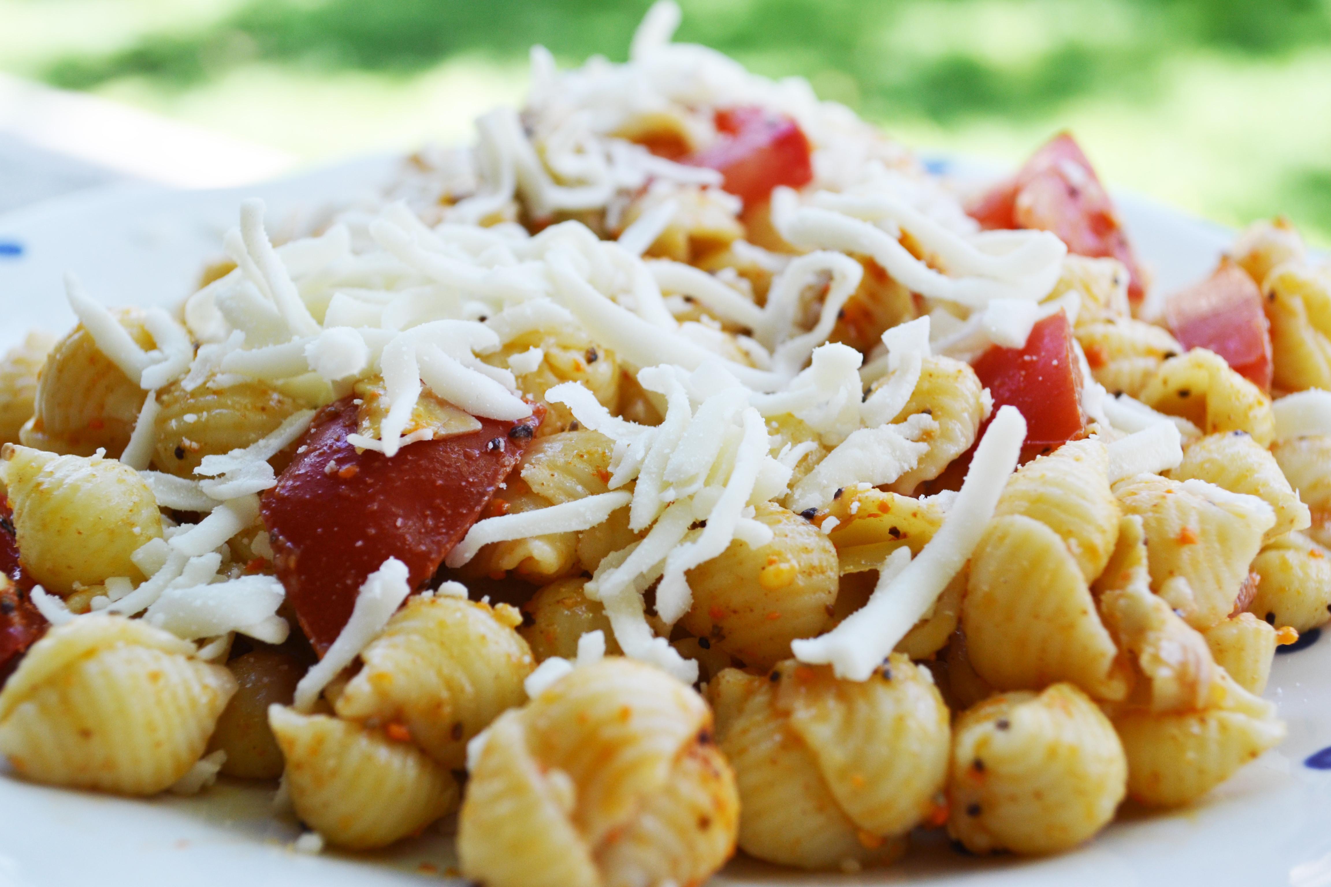 Summer Pasta Salad  Summer Pasta Salad Recipe