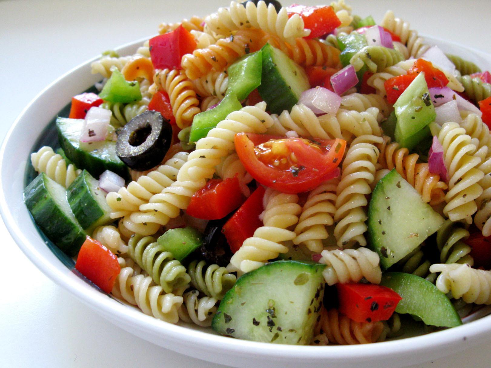 Summer Pasta Salad  Light & Refreshing Summer Meals