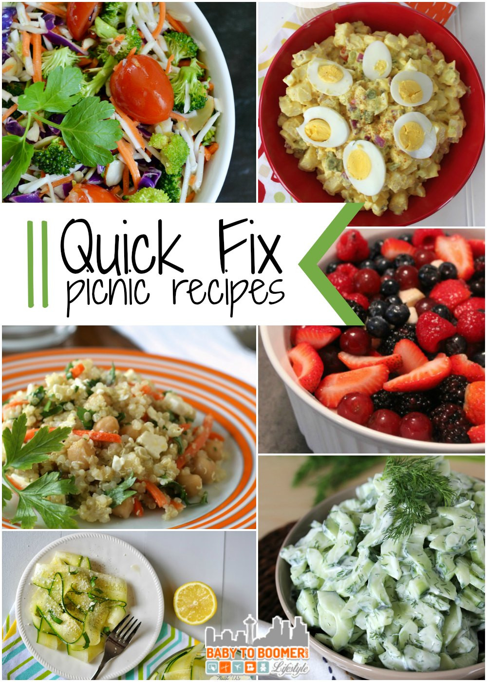 Summer Picnic Side Dishes  Picnic Recipes 11 Quick Fix Side Dishes to Make