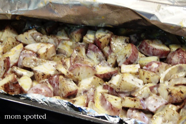 Summer Picnic Side Dishes  Cheesy Red Potato Recipe Great For A Summer Picnic Side