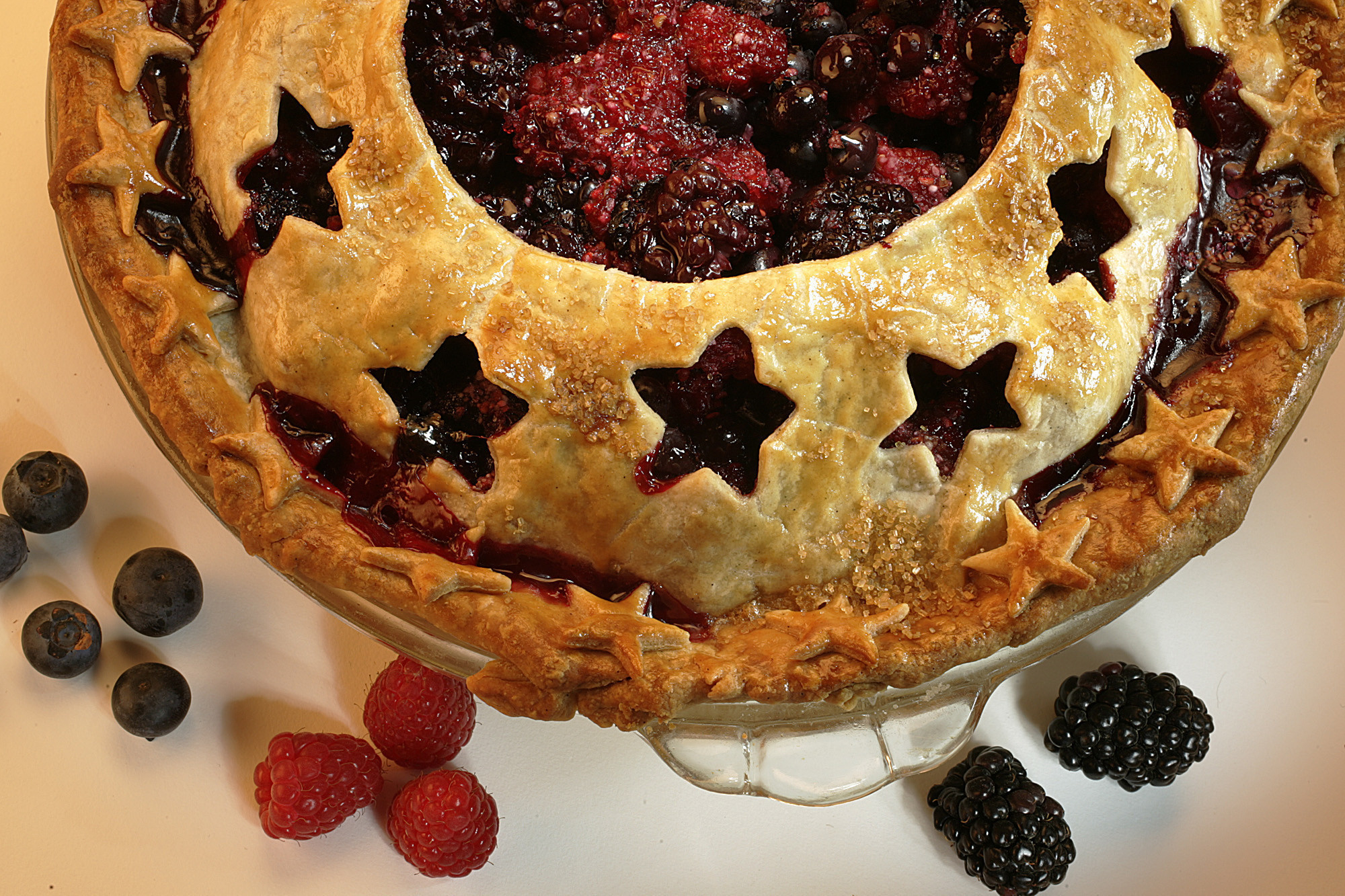 Summer Pie Recipes  Red white and blueberry 11 great summer pie recipes LA