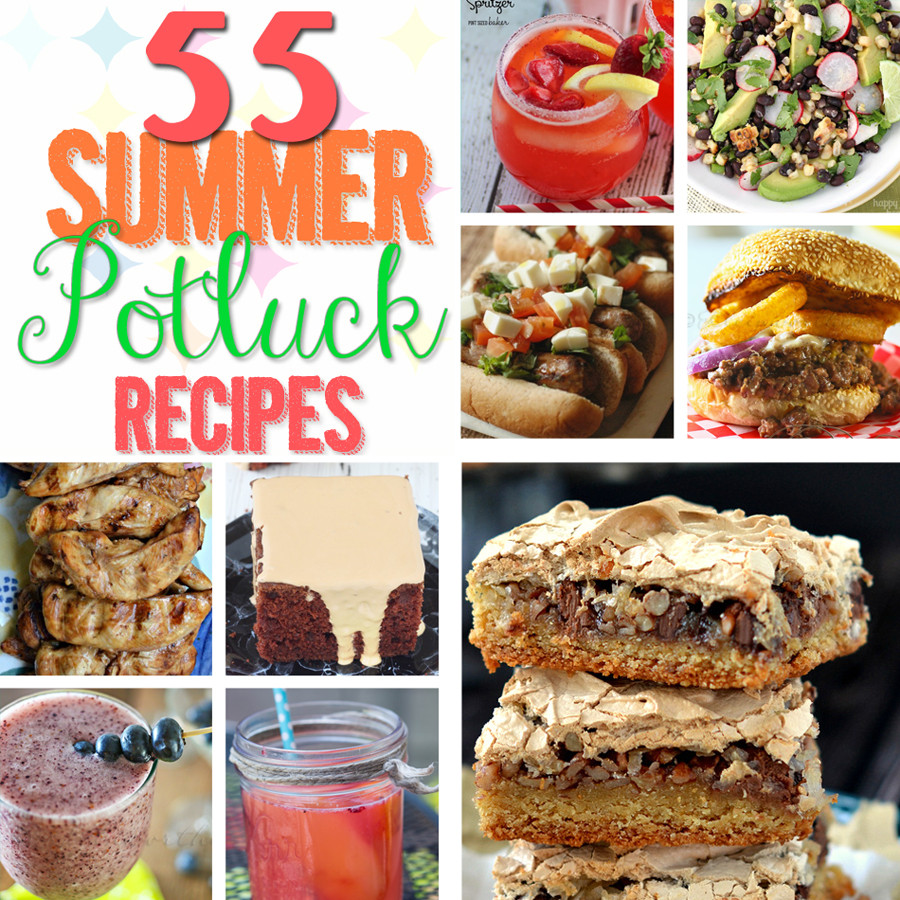 Summer Potluck Main Dishes  55 Summer Potluck Recipes Page 2 of 2 Kleinworth & Co