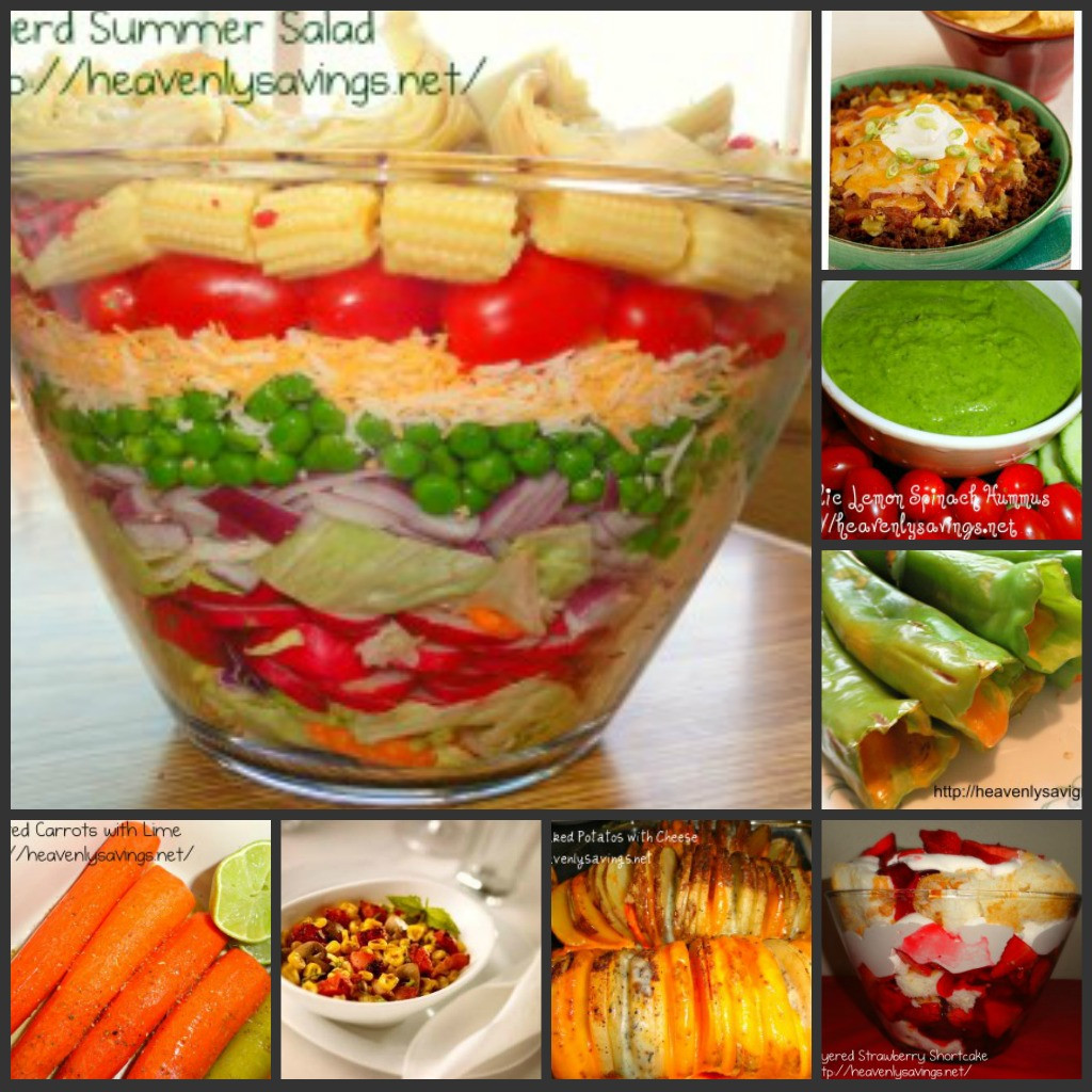 Summer Potluck Main Dishes  25 Best Recipes for Potlucks and BBQ s