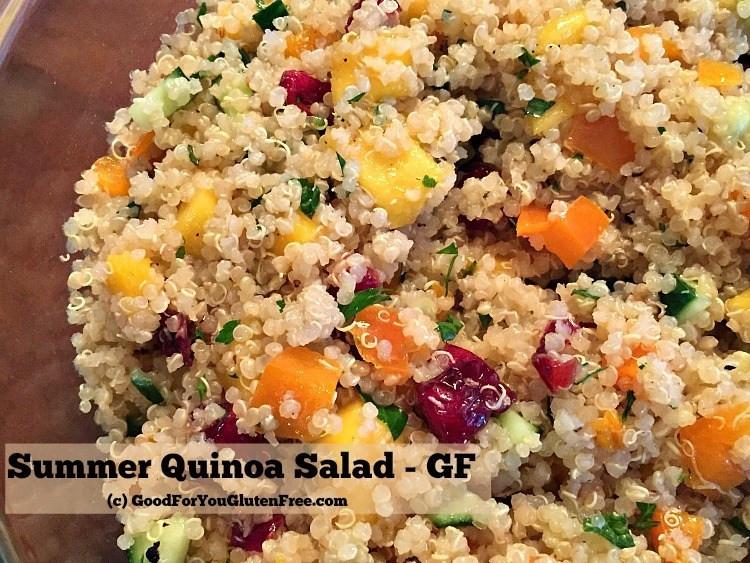 Summer Quinoa Recipes  Delic Quinoa Salad Recipes