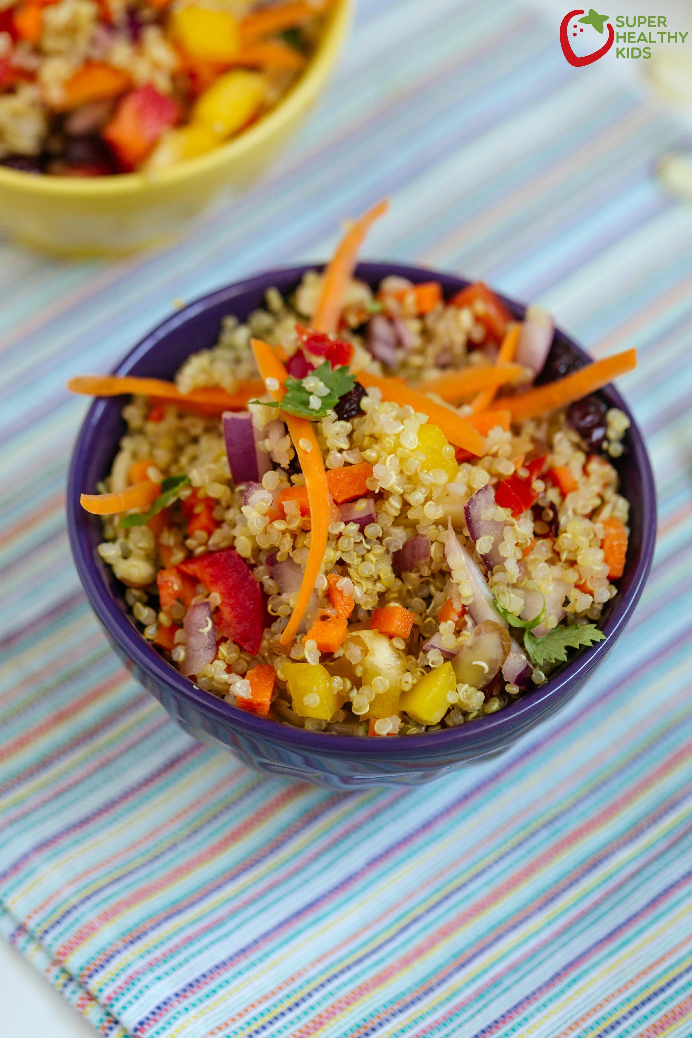 Summer Quinoa Salad Recipe  Summer Quinoa Salad Recipe