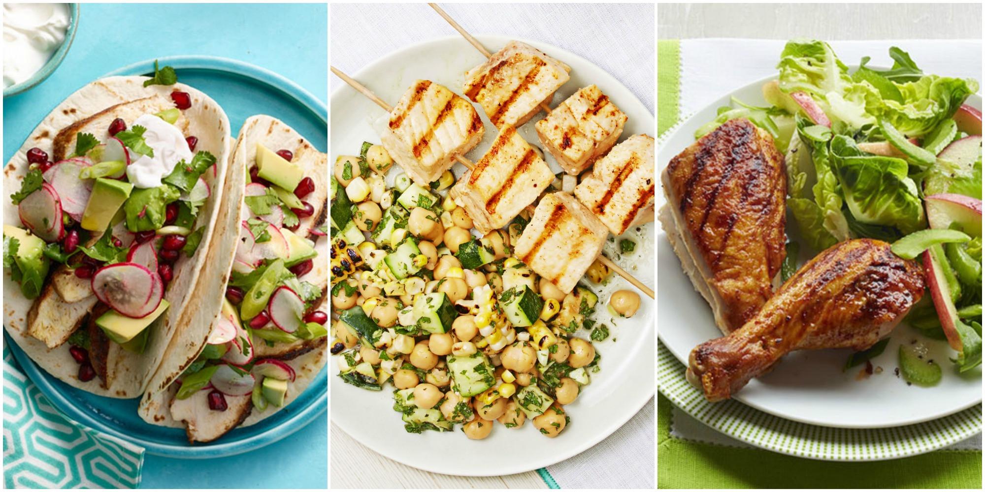 Summer Recipes Dinner  60 Best Summer Dinner Recipes Quick and Easy Summer Meal