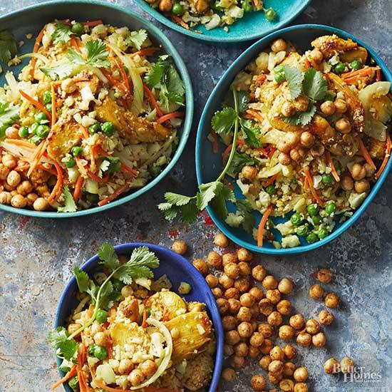 Summer Recipes Dinner  Healthy Summer Recipes