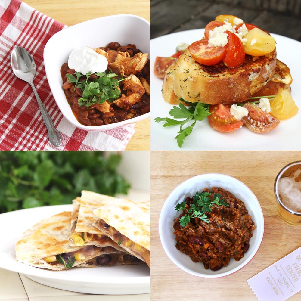 Summer Recipes Dinner  Please Note Summer Dinner Recipes