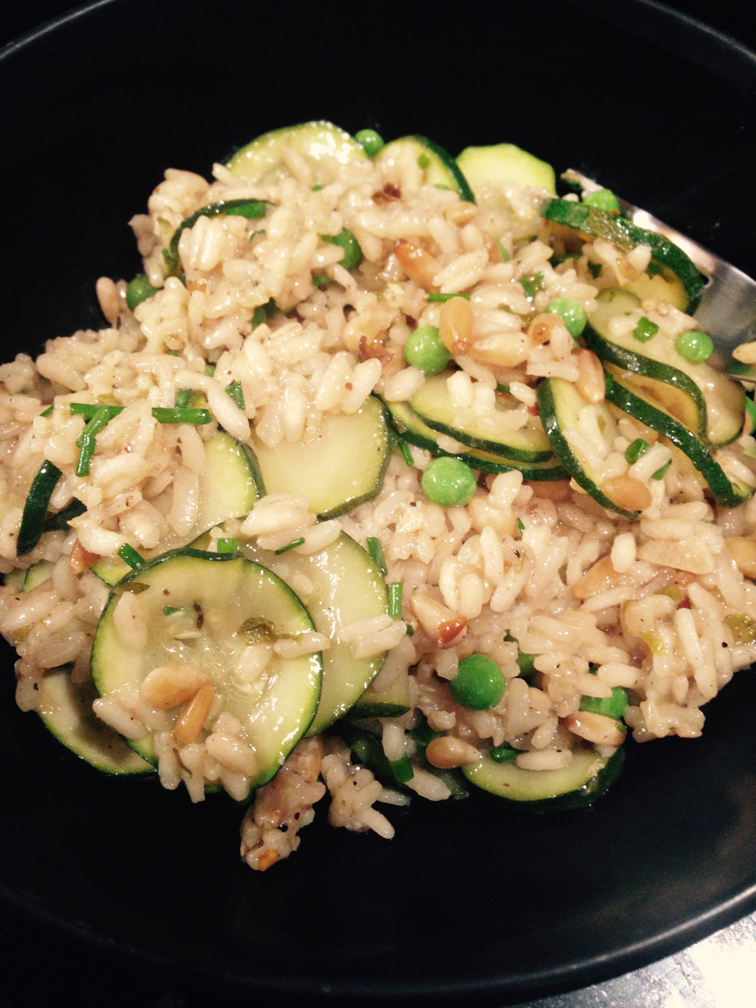 Summer Risotto Recipe  Summer Risotto Further Food