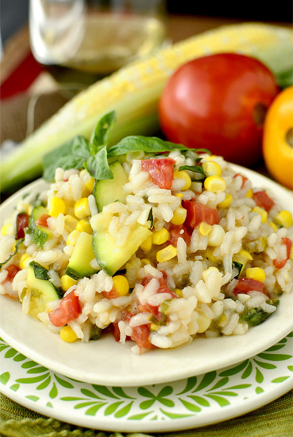 Summer Risotto Recipes  10 of the BEST Farmer s Market Dinner Recipes Big Bear s