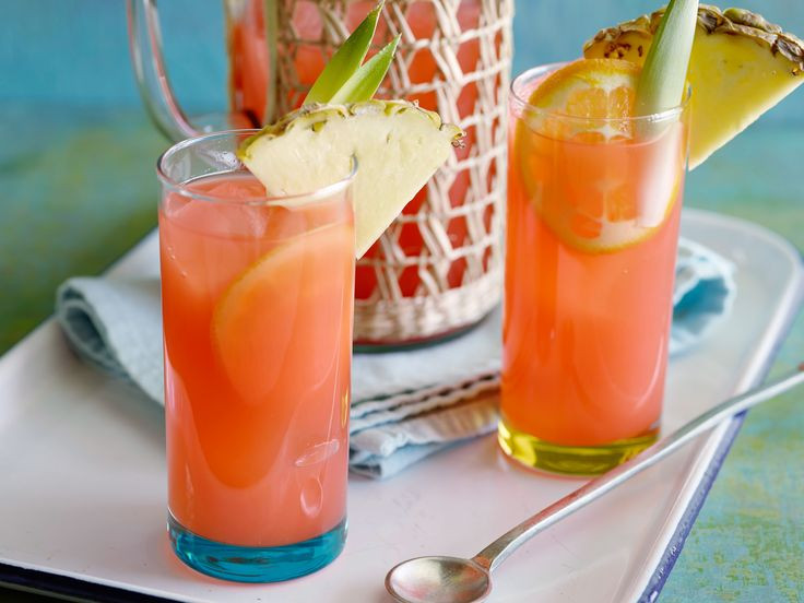 Summer Rum Drinks  Summer in a Cup Recipe