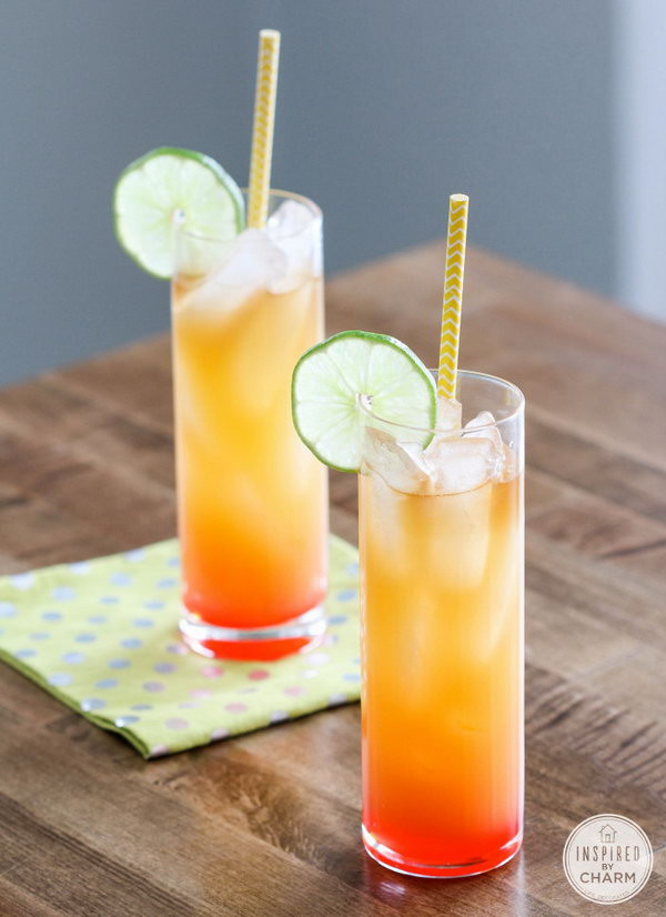 Summer Rum Drinks Easy  20 Summer Cocktail Recipes for You to Beat the Heat Hative