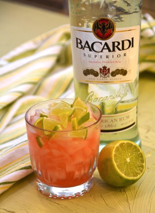 Summer Rum Drinks Easy  Easy Bacardi Cocktail Rum DrinkWire
