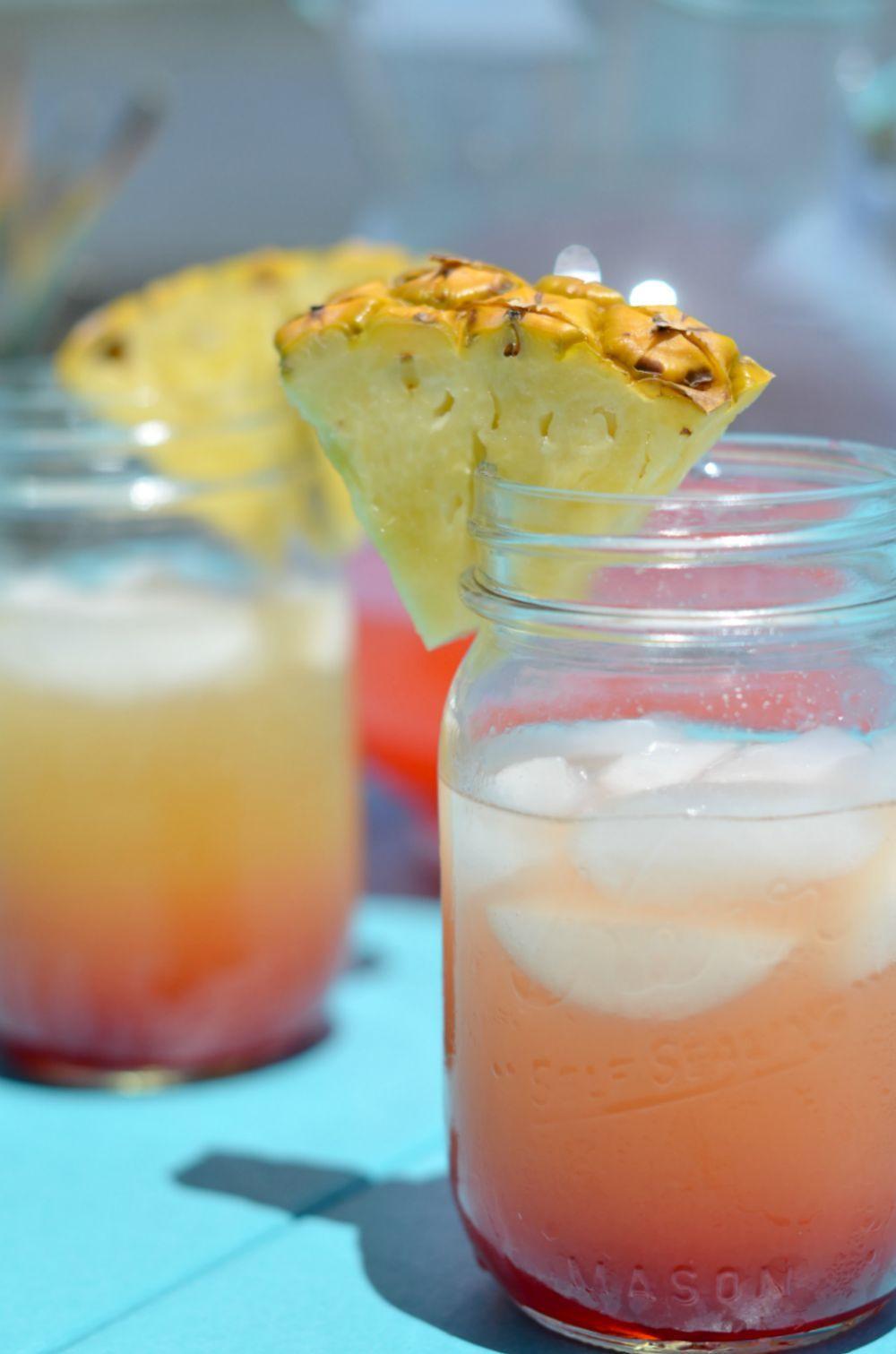 Summer Rum Drinks  Coconut Rum Punch JessicaNWood