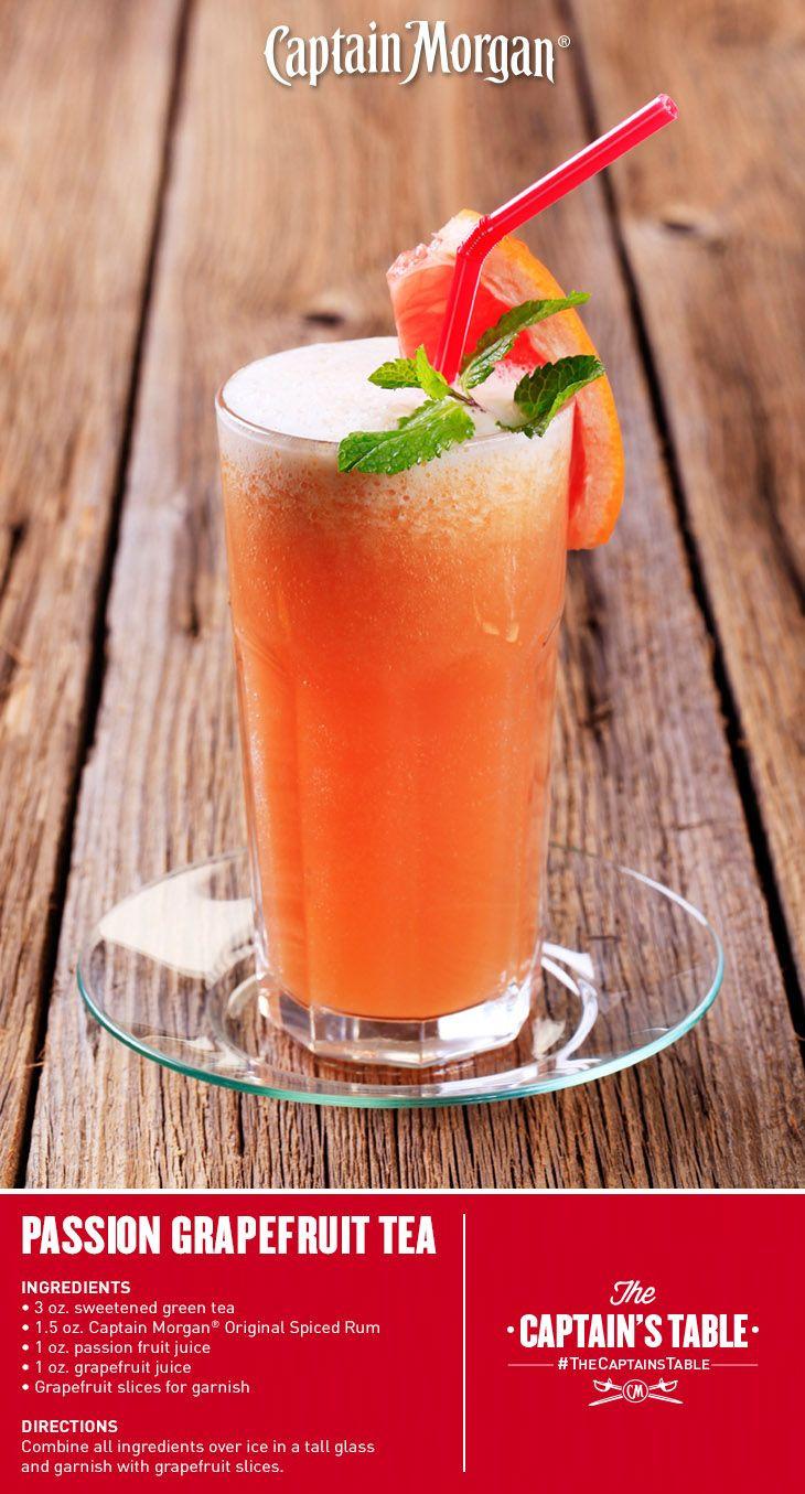 Summer Rum Drinks  rum cocktail recipes summer
