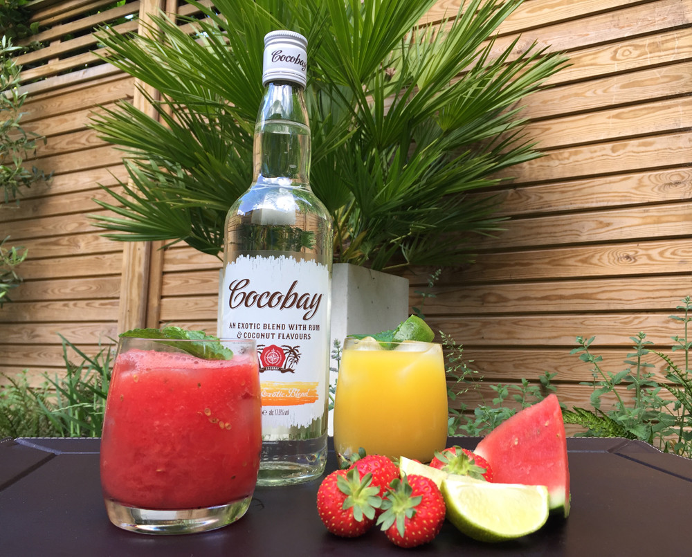 Summer Rum Drinks  Summer rum cocktail recipes The Student Blogger