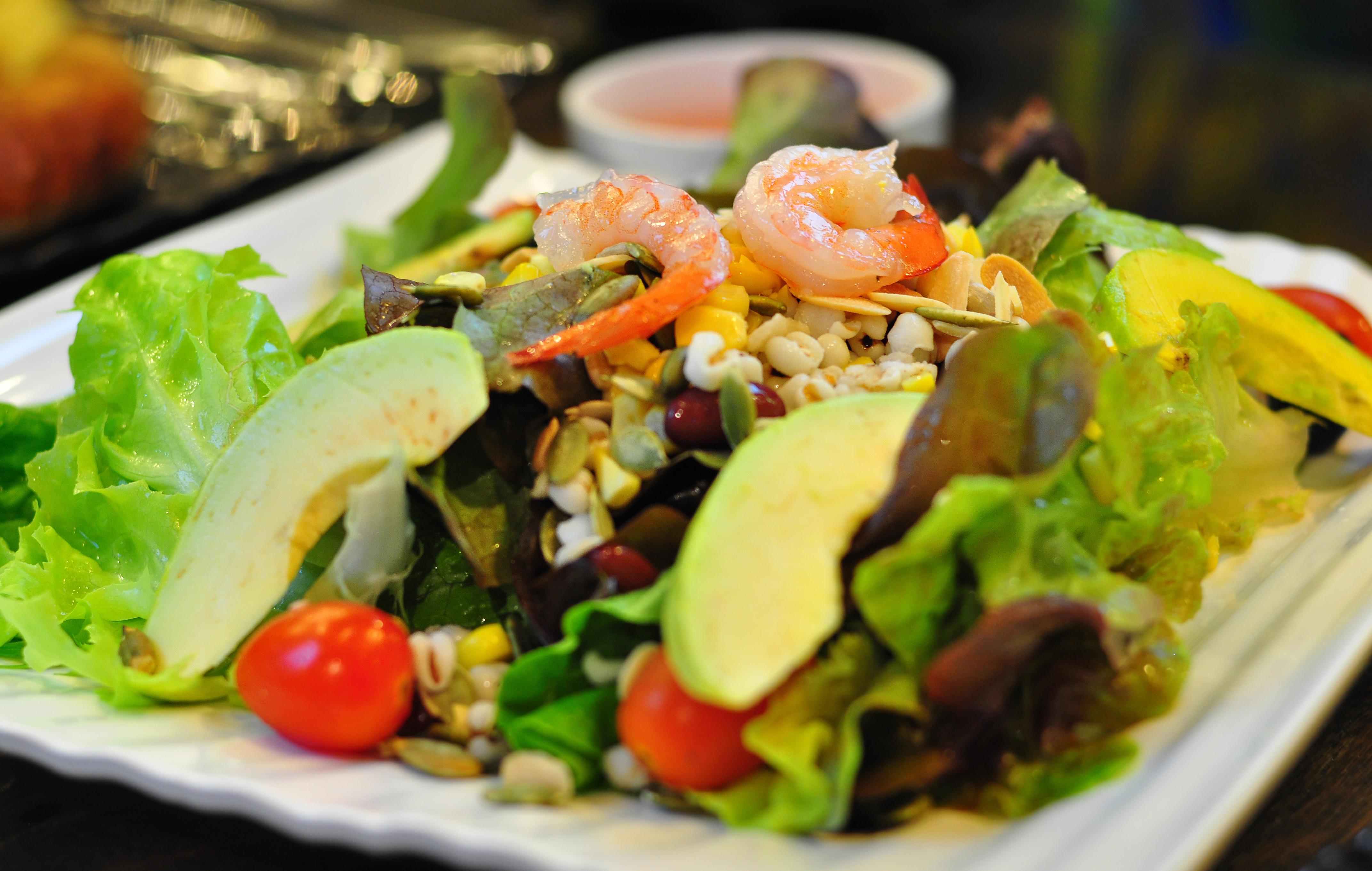 Summer Salad Recipes Vegetarian  Summer Ve able Salad Recipe