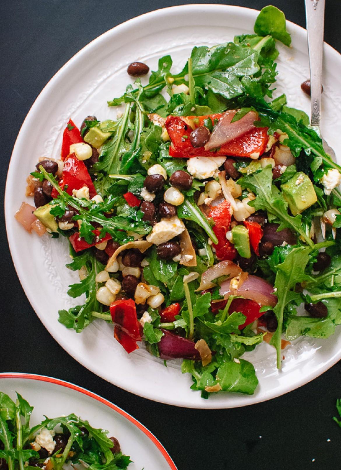Summer Salad Recipes Vegetarian  Planterra Loves Summer Salads for your Garden Party