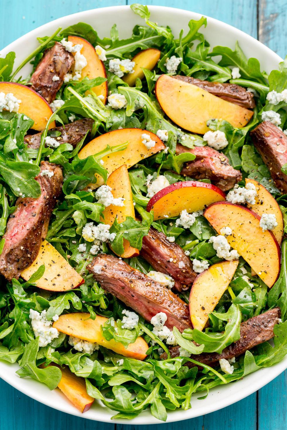Summer Salads For Dinner  summer salads for dinner