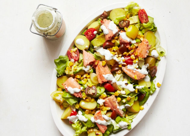 Summer Salads For Dinner  Sweet Potato 5 Quick and Easy Summer Dinner Salads