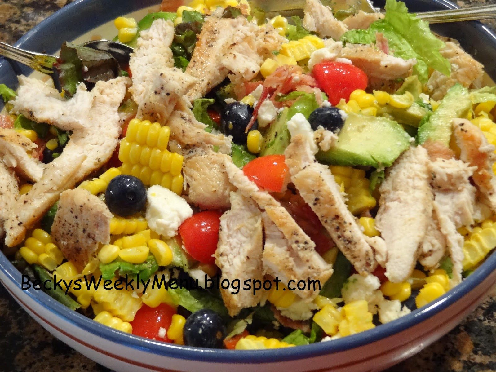 Summer Salads For Dinner  Your Weekly Dinner Menu