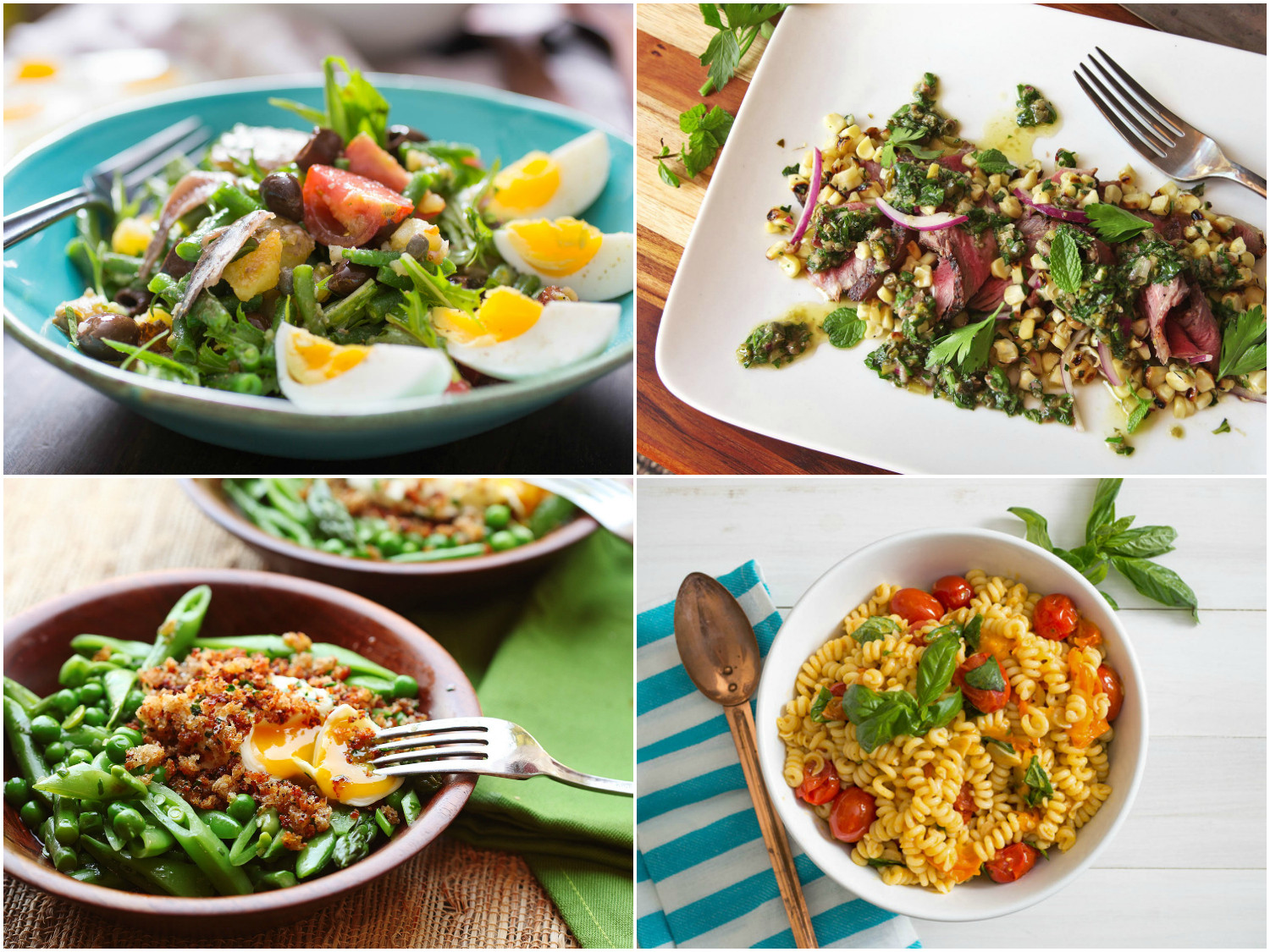 Summer Salads For Dinner  19 Summer Salads to Serve as a Main Course