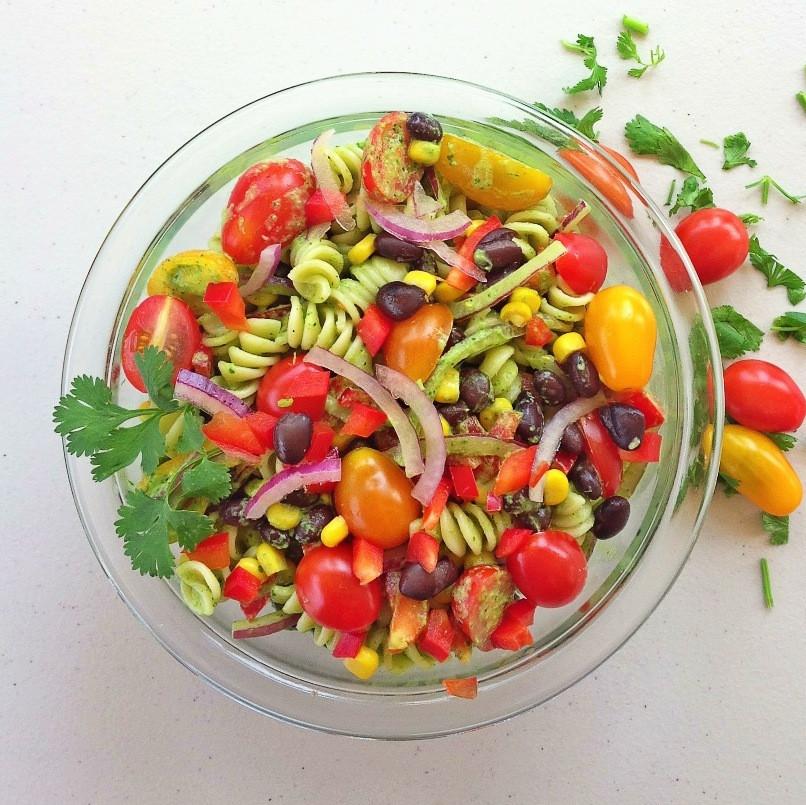 Summer Salads For Dinner  Summer Salad 10 Minute Dinner