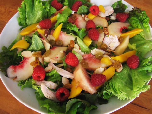 Summer Salads For Dinner  Salad for Dinner east of eden cooking