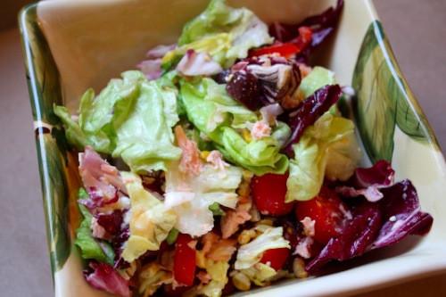 Summer Salmon Salad  Summer Salmon Salad
