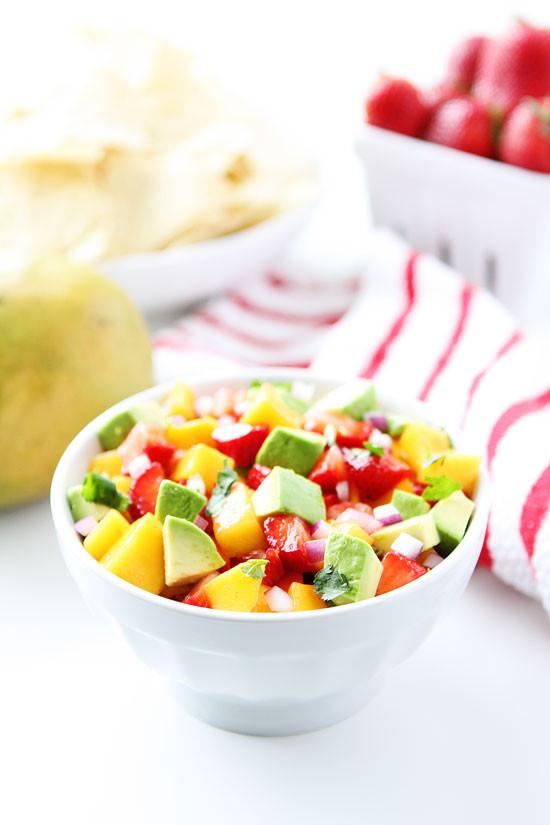 Summer Salsa Recipe  summer salsa recipe mango