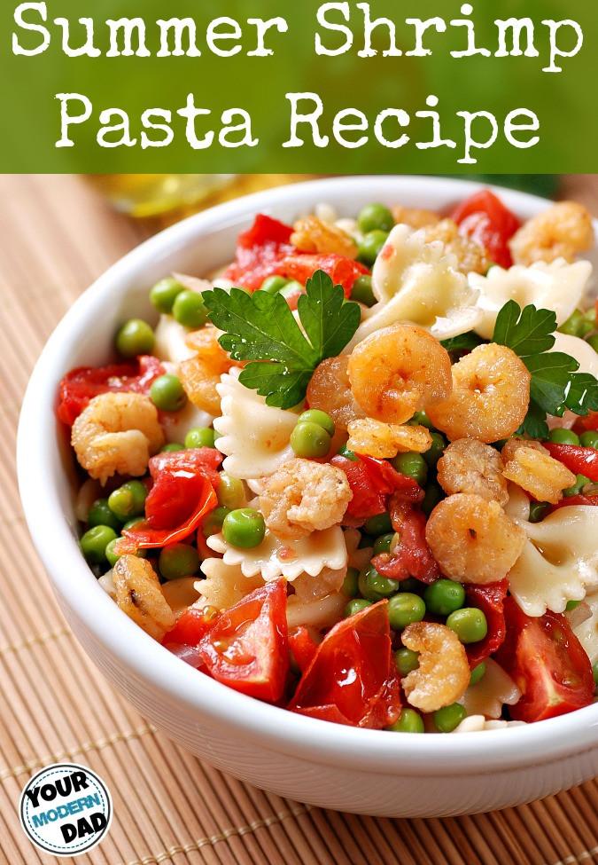 Summer Shrimp Pasta the top 20 Ideas About Summer Shrimp Pasta Recipe Yourmoderndad
