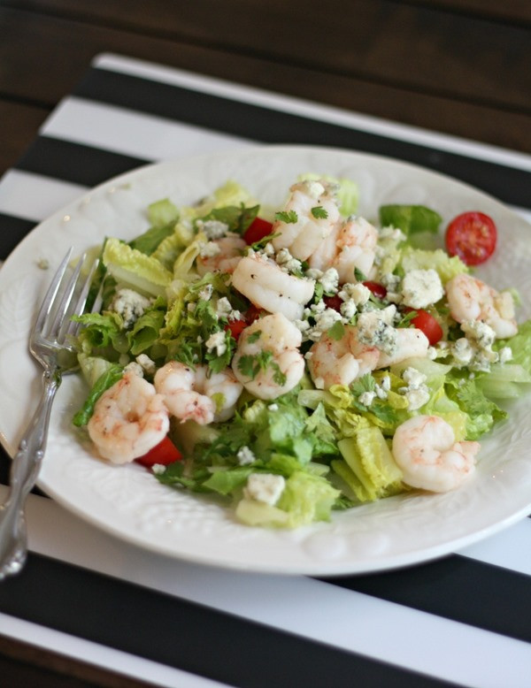 Summer Shrimp Salad  Summer Shrimp Salad Super Simple A Thoughtful Place